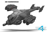 Hammerhead CC4 Cncpt1