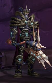 Death Knight Captain new