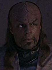 Colonel Worf