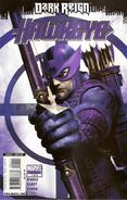 Dark Reign Hawkeye Vol 1 1
