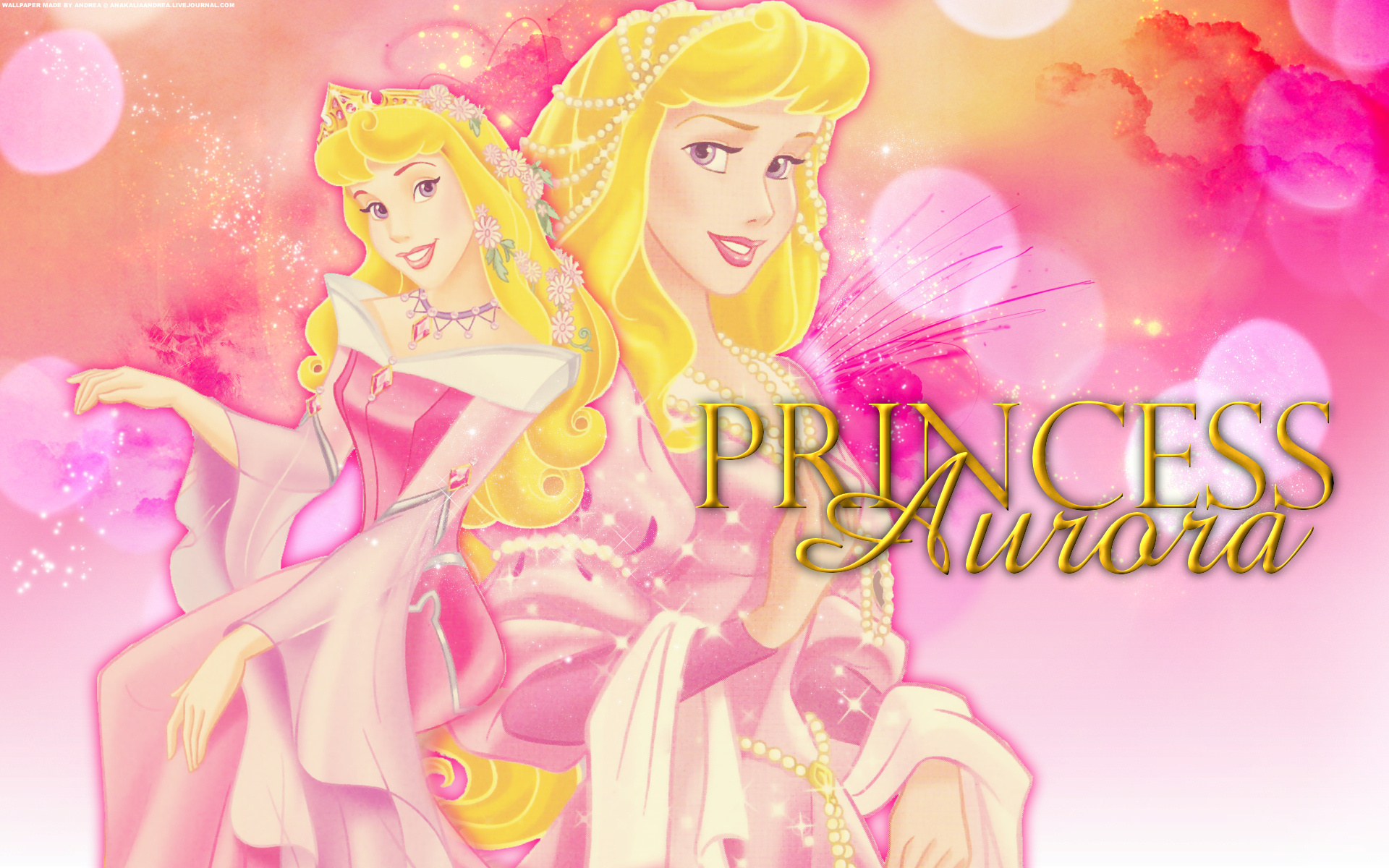 pretty prinsess aurora