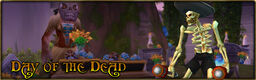 Banner Holiday DayoftheDead