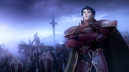 Zelgius w army