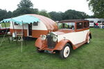 Rolls Royce car and Caravan - DY 7300 at Harewood 08 - IMG 0492