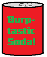 Burptastic Soda