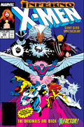 Uncanny X-Men Vol 1 242