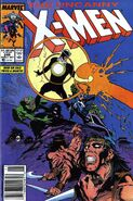 Uncanny X-Men Vol 1 249