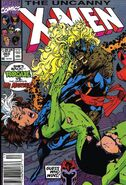 Uncanny X-Men Vol 1 269