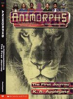 The First Journey cover