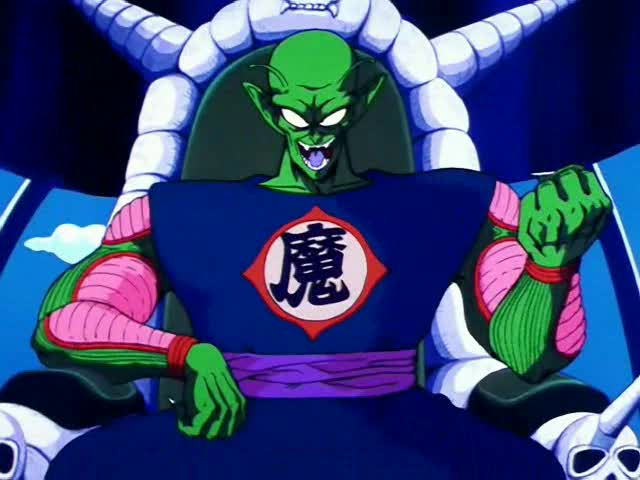king piccolo how tall