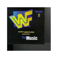 WWF The Music Volume 2