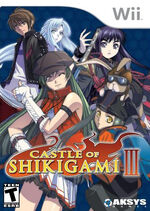 Castle of shikigami 3