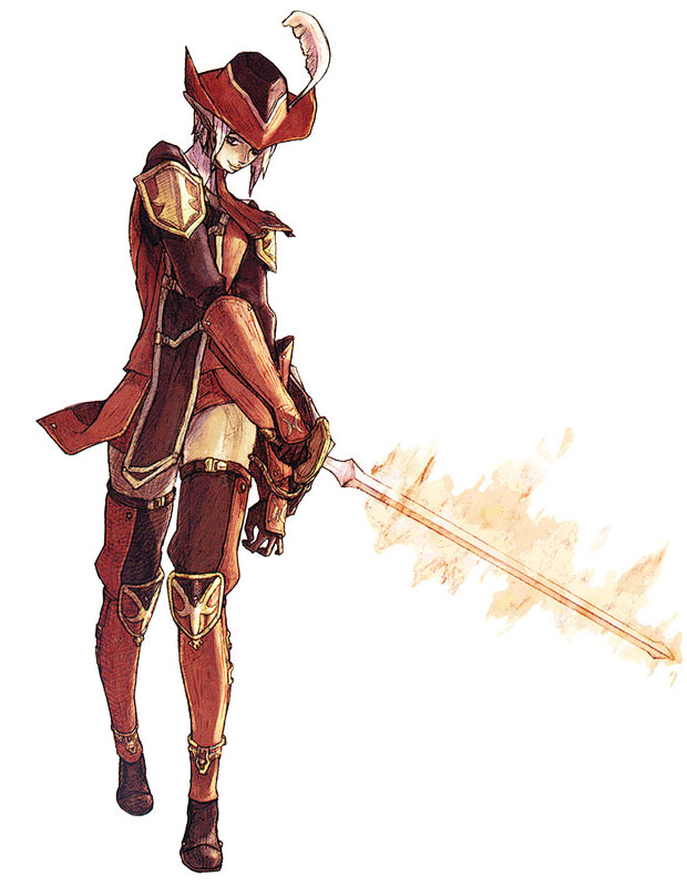 Red Mage - The Final Fantasy Wiki has more Final Fantasy information ...