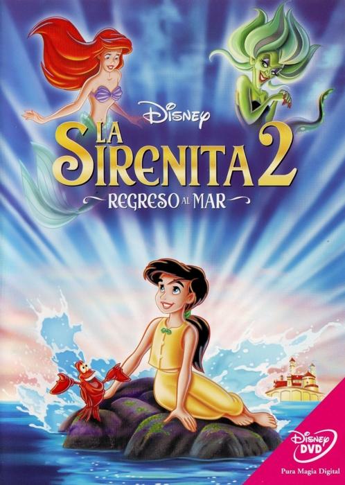 La Sirenita 2