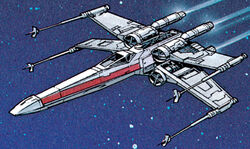 Luke X-wing HTTE3