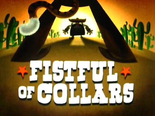 El tigre fistful of collars
