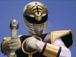 MMPR White Ranger