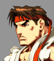 Character Select Ryu by UdonCrew