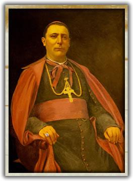 ordenacion 28 de octubre de 1899 consagracion episcopal 2 de