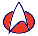 Starfleet Command signage logo, 2360s