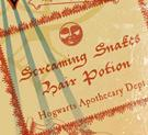 Screaming Snakes Hair Potion