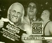 Saturday Night's Main Event XIV Ad