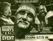 Saturday Night's Main Event XXIII Ad