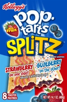 Strawberry Blueberry Splitz - Pop Tarts Wiki