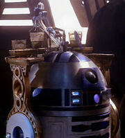 R2-D2 Servierdroide