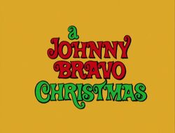 JohnnyBravoXmas