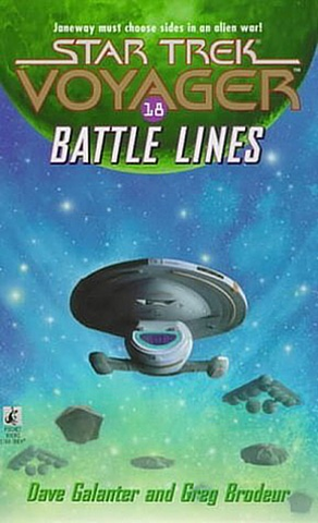 Battle Lines novel