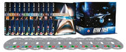 Legends of The Final Frontier Collection DVD contents