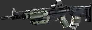 M82 Assault Rifle