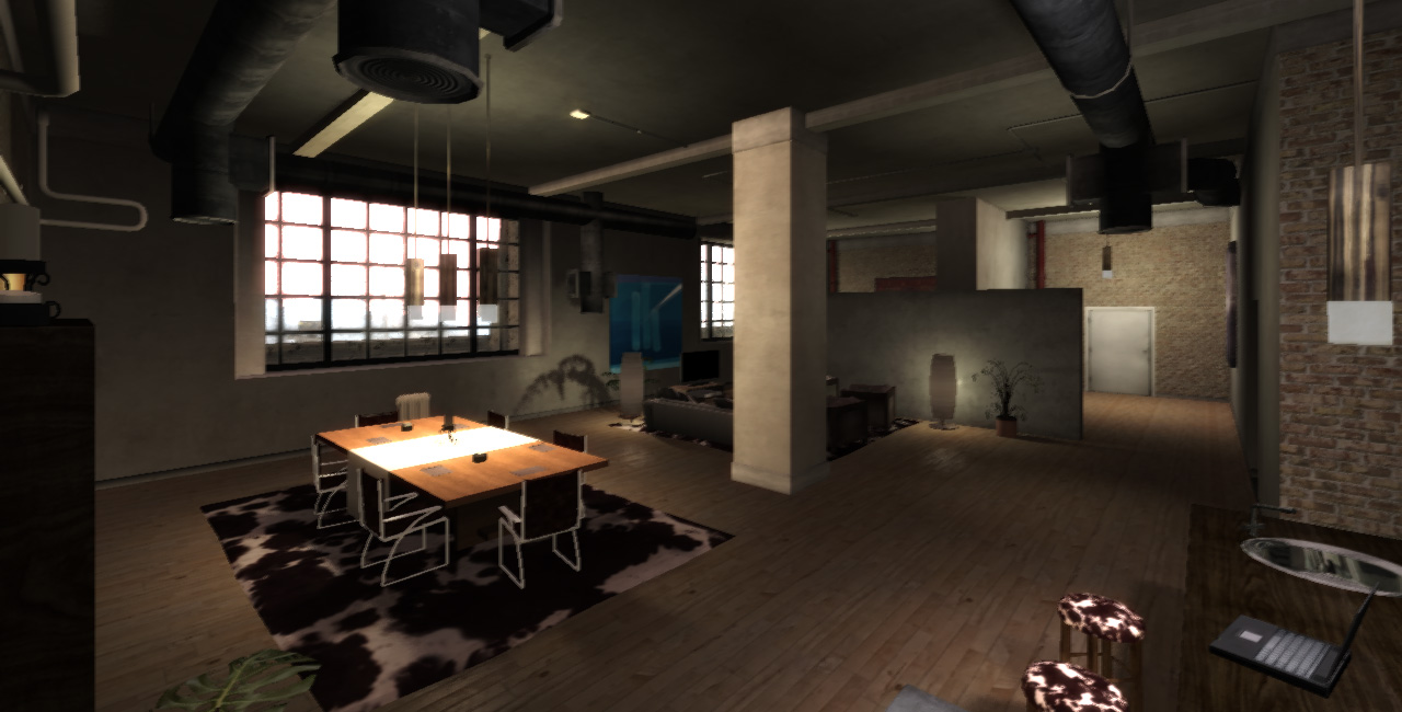 Can You Buy Apartments In Watch Dogs