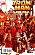 Iron Man &amp; the Armor Wars Vol 1 1