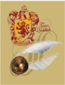 Gryffindor™ Team Quidditch™ Poster - Harry Potter and the Half-Blood Prince™.png