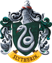 Slytherin™ Crest (Painting)