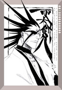All colour kenpachi