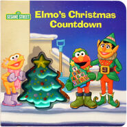 Elmo&#39;s Christmas Countdown (2009 book)