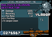 46 rwl70 v3 Colossal destructor*