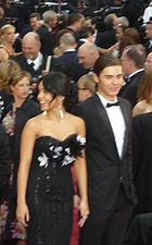 Vanessa Hudgens & Zac Efron at 2009 Academy Awards