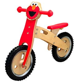 Elmos beginner bike tek nek