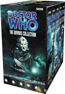 Davros collection side uk vhs