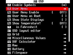 OSD-UserMenu