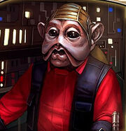 Nien Nunb - SWGTCG