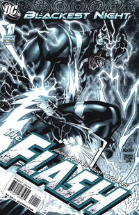 Blackest Night Flash Vol 1 1