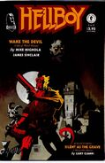 Hellboy Wake the Devil Vol 1 1 cover