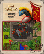 Lizard High Guard Teaser