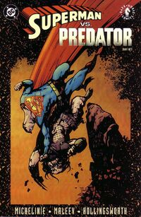Superman vs Predator Vol 1 1