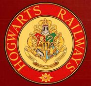 Hogwarts Railways Logo